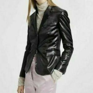 Theory Gloss Blazer Jacket